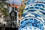 Europe - Netherlands: Full-Day Super Saver: Guided Amsterdam City Tour, Delft, The Hague & Madurodam Miniature Park