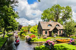 Europe - Netherlands: Giethoorn in One Day with Enclosing Dike from Amsterdam