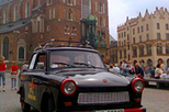 Krakow Half-Day Tour by Trabant, Krakow, Half-day Tours