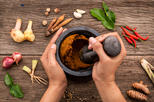 2-Hour Thai Curry Cooking Workshop in Koh Samui Including Herbal Drinks Preparation and Jams Making