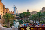 Africa & Mid East - United Arab Emirates: Big Bus Dubai and Abu Dhabi Super Saver: Hop-On Hop-Off Tours