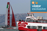 Viator Exclusive: San Francisco Bay Cruise with America's Cup Viewing