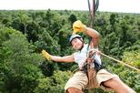 Extreme Zipline an Adventure of Height  700 meters 7 Towers 30 Kmh and ATVs