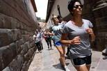 7K Running Tour from Sacsayhuaman to Cusco's Historical Center