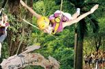 ATV Bike Tour 2 hours with Flying Ziplines with Lunch