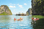 Phang Nga Bay Big Boat Canoeing Tour