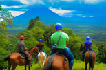 Arenal Volcano Combo 2 Horseback Riding & Baldi Hot Springs Private Tour