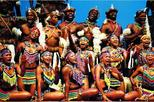 Xhosa Tribal Dancing