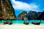 Phi Phi Island Adventure Day Trip by Speedboat from Phuket with Lunch