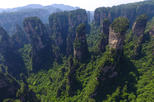 Private 2-Day Tour Combo Package:Zhangjiajie Avatar and Glass Bridge of Grand Canyon