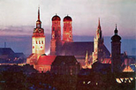 Munich by Night and Dinner at Hofbrauhaus, Munich, Night Tours