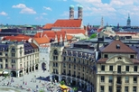 Munich City Hop-on Hop-off Tour, Munich,