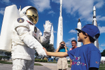 Dine with an Astronaut: Kennedy Space Center Tour from Orlando with Lunch, Orlando,