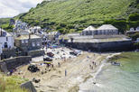 Private, Full-Day Tour to Port Isaac, Padstow, and Tintagel from Cornwall