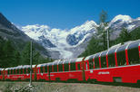 Swiss Alps Bernina Express Rail Tour from Milan, Milan,