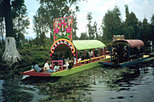 Xochimilco and National University of Mexico, Mexico City,