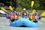 Kicking Horse River Rafting Family Adventure Including BBQ Lunch