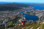 Bergen Shore Excursion: Bergen Hop-On Hop-Off Tour