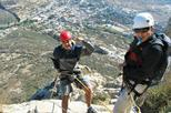 Climbing and Rappelling Tour at Peña de Bernal from Queretaro