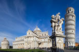 2-Hour Pisa Walking Tour and free time from Florence