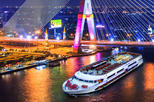 Bangkok Evening Dinner 3-hour Cruise with Buffet Dinner