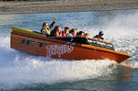 Akaroa Shore Excursion: Banks Peninsula, Christchurch City Tour and Jet Boat on Waimak River, ...