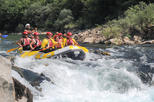 Rafting on the Neretva River from Konjic