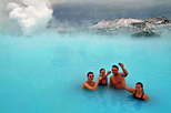 Blue Lagoon Spa Transfer from Keflavik Airport, Reykjavik, Airport & Ground Transfers