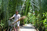 Cycling Mekong Delta Ben Tre 2days