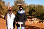Aboriginal Uluru Sunrise Liru Walk Tour and Breakfast