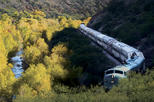 Verde Canyon Railroad & Historic Jerome Tour