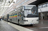 Landvetter Airport Shared Departure Transfer, Sweden, Bus Services
