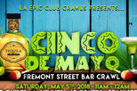 Cinco De Mayo Fremont St Las Vegas Bar Crawl