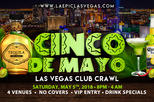 Cinco De Mayo Vegas Club Crawl