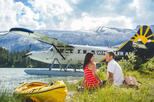 Whistler Flightseeing Tour with Alpine Lake Landing and Optional Lunch