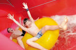 Adventure Pool with 7 slides Entrance 4 hour Ticket with Hotel PickUp & DropOff