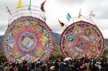 All Saints Giant Kite Festival and Fiambre Tasting Day Tour from Guatemala City