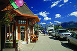 Jasper City Sightseeing Tour, Alberta,