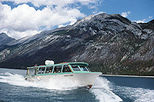 Lake Minnewanka Coach Tour and Cruise from Banff