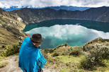 Private Quilotoa Lagoon Tour from Quito