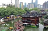Private Shanghai City Highlight Day Tour with Meglve Ride and Lunch