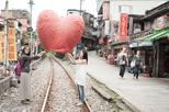 5-Hour Shifen Old Street Walk and Pingxi Sky Lantern Tour from Taipei
