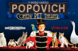 Gregory Popovich's Comedy Pet Theater at Planet Hollywood Resort and Casino, Las Vegas,
