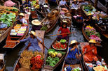 Small-Group Damnoen Saduak Floating Market Tour from Bangkok
