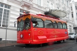 Quito Hop-On Hop-Off Trolley Tour with Optional Middle of the World Monument Visit