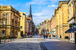 Edinburgh: Book a Local Host for Half a day