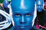 Blue Man Group Show at Universal Orlando Resort, Orlando,