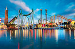 Universal Orlando 2-Park Unlimited Admission Ticket for 7 Days