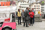 2.5-Hour Guided Tuk Tuk and Walking Tour of Zurich