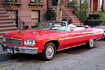 Private Tour: New York City by Chauffeured Classic Convertible